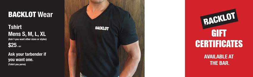 Backlot Bar